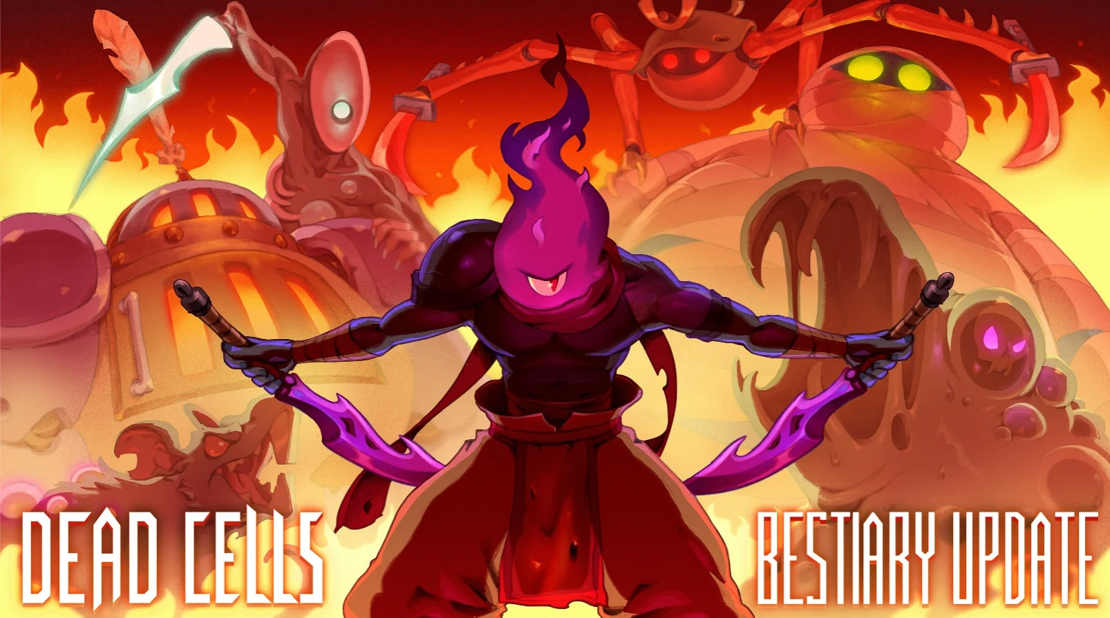 Dead Cells – Bestiary Update live