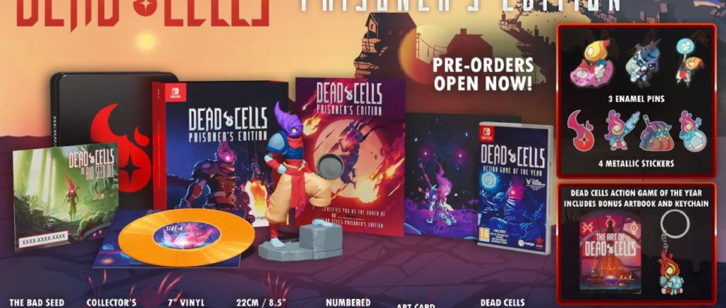 Dead Cells Prisoner's Edition Bundle Revealed, Up For Pre-Order