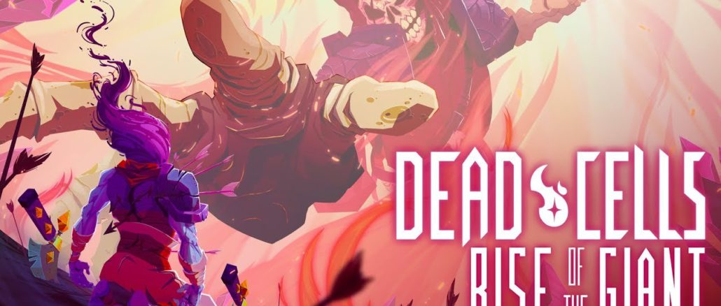 Dead Cells – Rise Of The Giant DLC Now Live