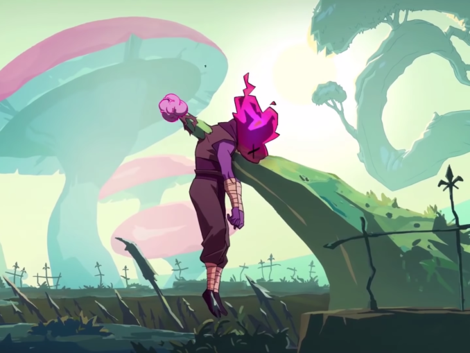 Dead Cells – The Bad Seed DLC – Officiële geanimeerde trailer