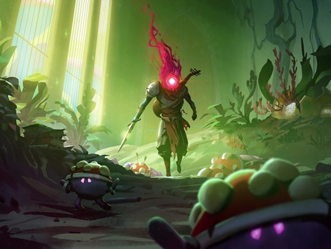 Nieuws - Dead Cells – The Bad Seed DLC – Q1 2020