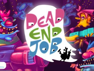Dead End Job Ghoul-B-Gone Trailer