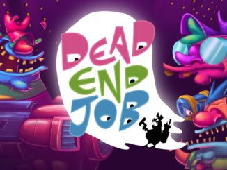 Dead End Job launches December 13th