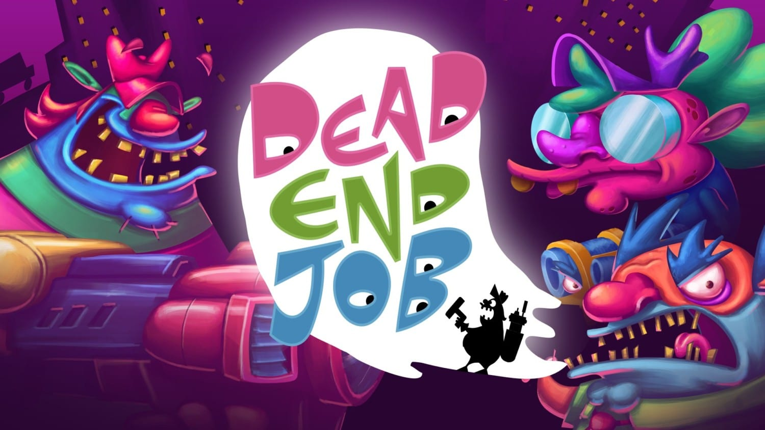 Dead End Job komt op 13 December