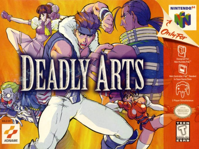 Release - Deadly Arts