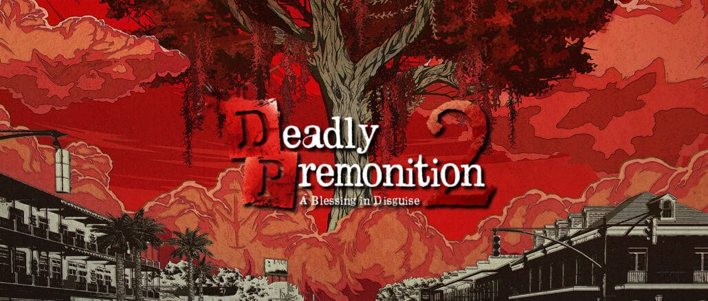 Deadly Premonition 2 – Welcome To Le Carré!