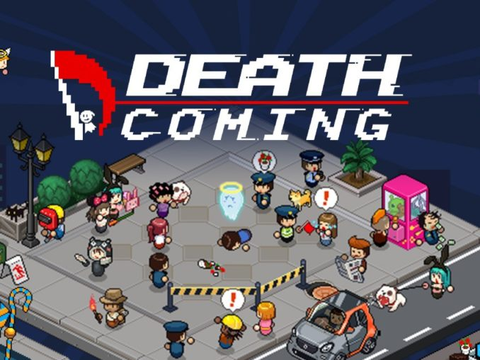 Release - Death Coming