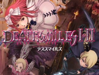 Deathsmiles I and II announced