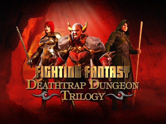 Release - Deathtrap Dungeon Trilogy