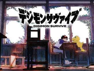 5 minuten footage van Digimon Survive