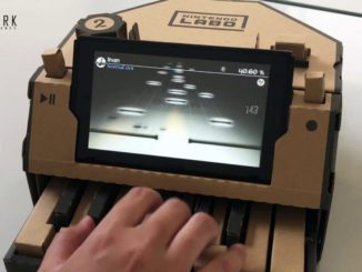 Deemo eerste third party-support Nintendo Labo