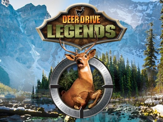 Release - Deer Drive Legends
