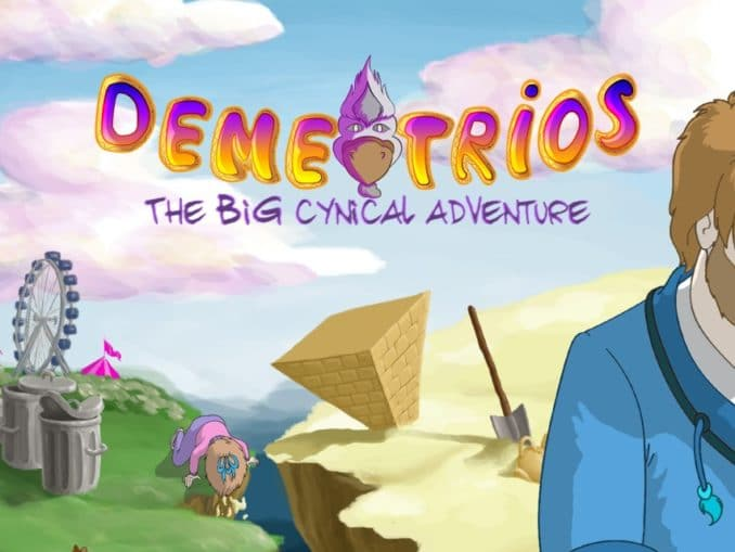 Release - Demetrios – The BIG Cynical Adventure