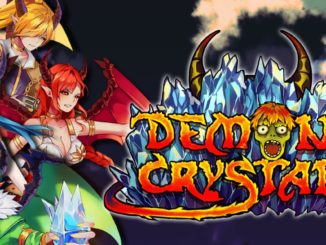 Release - Demon's Crystals
