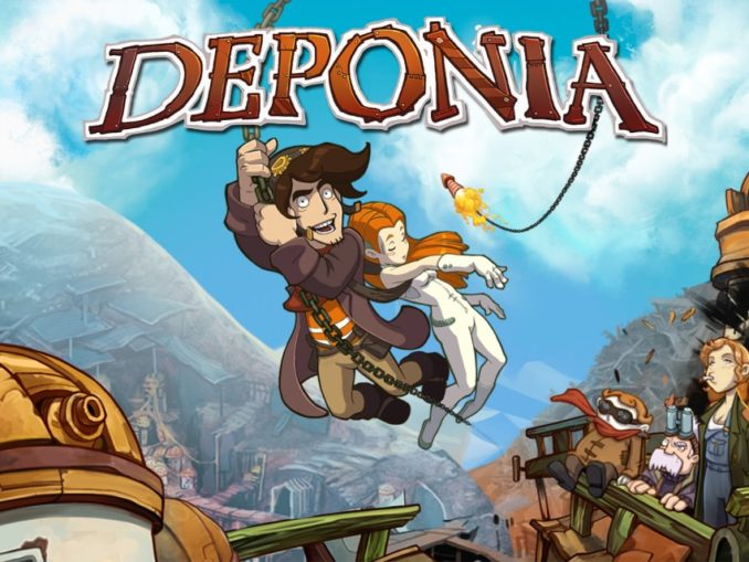 Release - Deponia