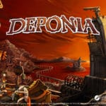 Deponia announced