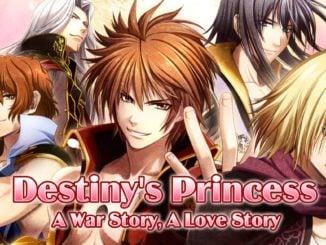 Release - Destiny's Princess: A War Story, A Love Story