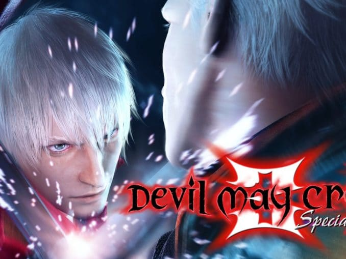 Release - Devil May Cry 3 Special Edition