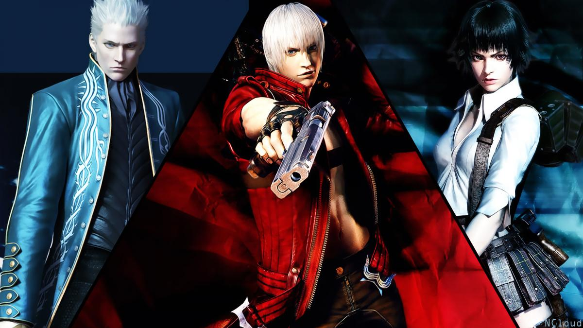 Devil May Cry 3 Special Edition – Alle wapens meteen te wisselen