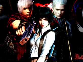 Devil May Cry 3 Special Edition announced