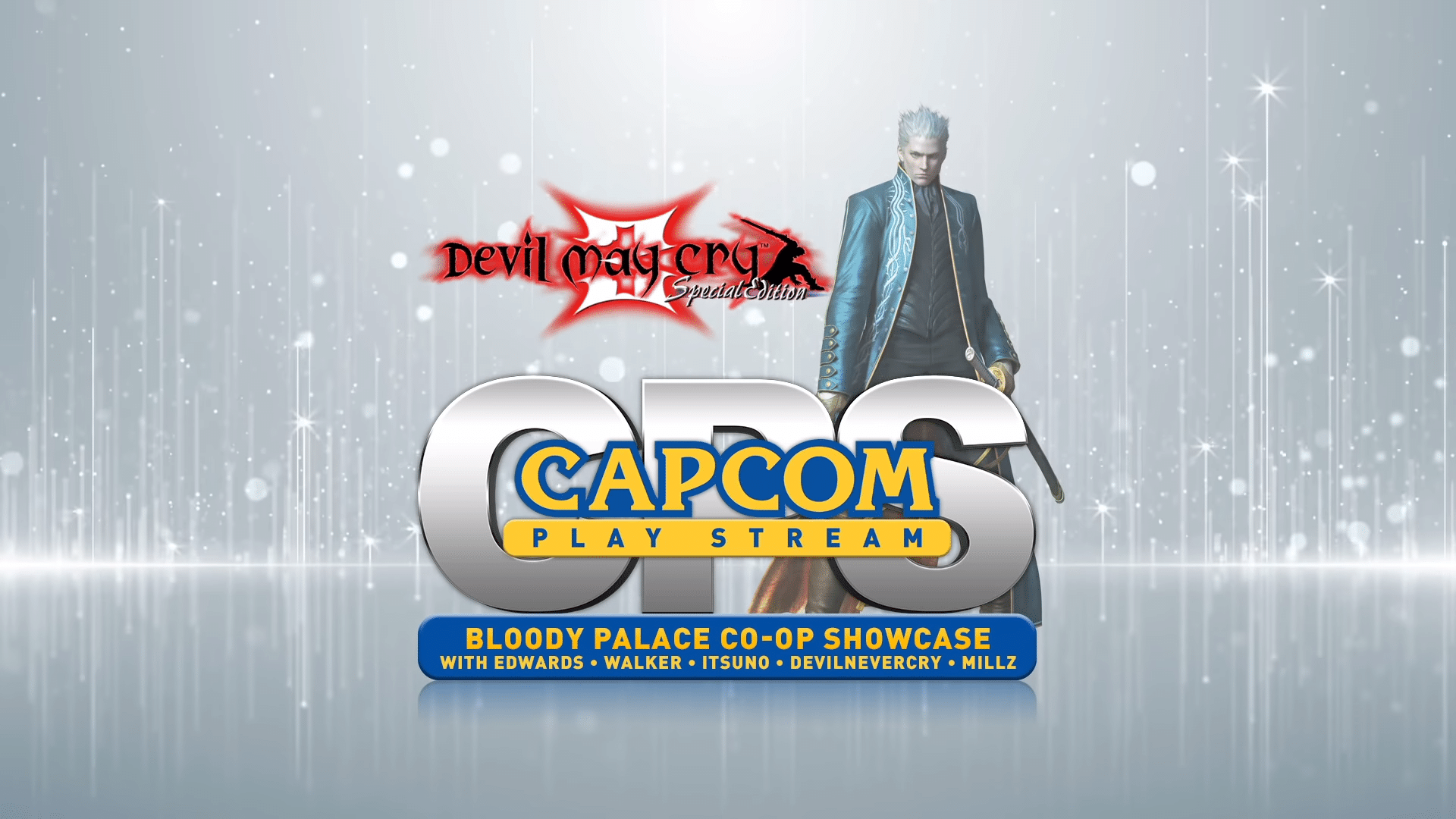 Devil May Cry 3 Special Edition – Co-Op Showcase