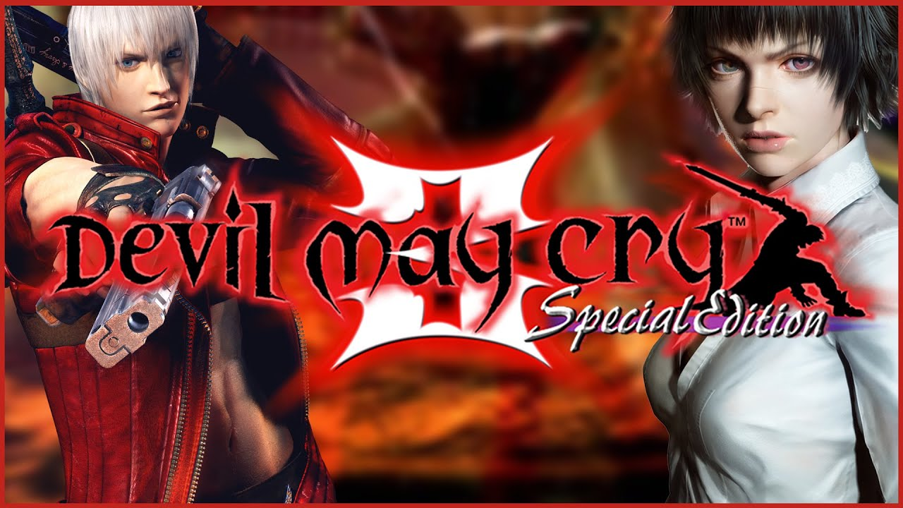 Devil May Cry 3 Special Edition – Japanse overzichtstrailer