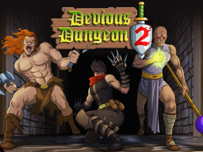 Release - Devious Dungeon 2