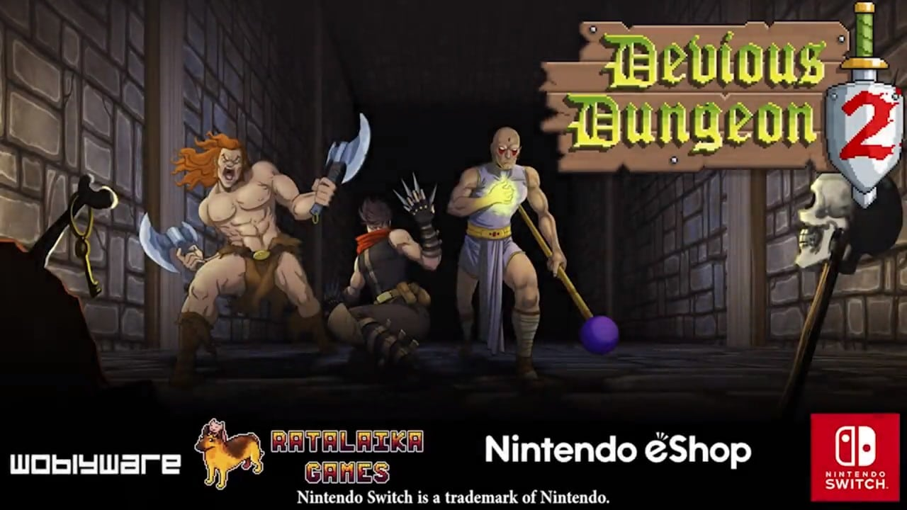 Devious Dungeon 2 coming May 17th