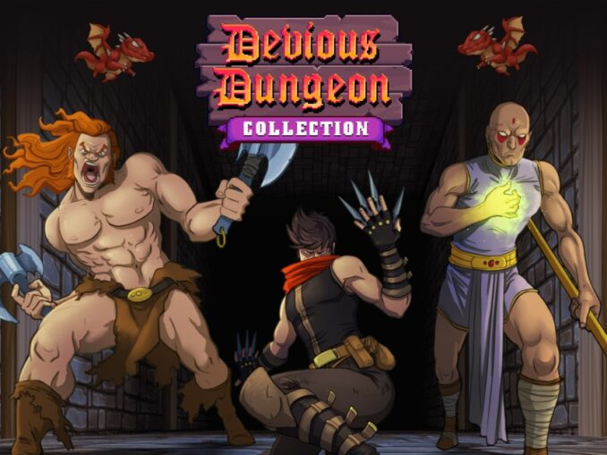 Release - Devious Dungeon Collection