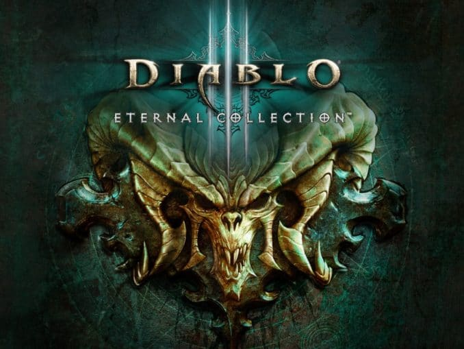 Release - Diablo III: Eternal Collection