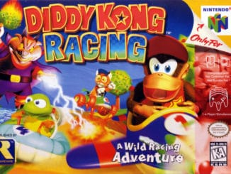 Release - Diddy Kong Racing