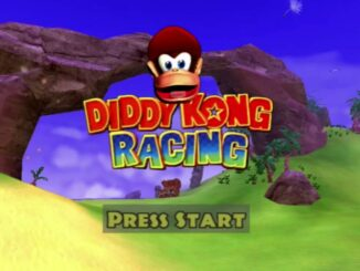 Diddy Kong Racing Adventure pitch door Climax Studios online te vinden