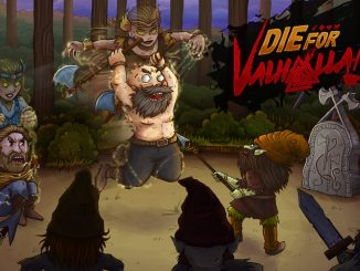 Release - Die for Valhalla!