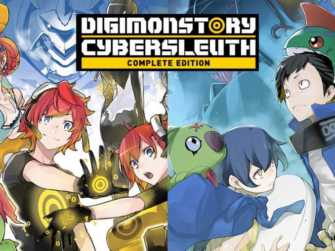 Nieuws - Digimon Story: Cyber Sleuth Complete – Battle System Trailer