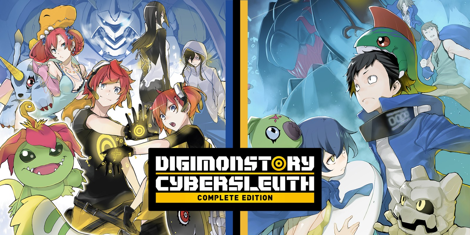 Digimon Story: Cyber Sleuth Complete Edition – Japanese Overview Trailer