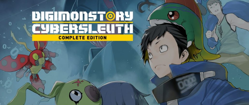 Digimon Story: Cyber Sleuth Complete Edition – Raising and Training trailer