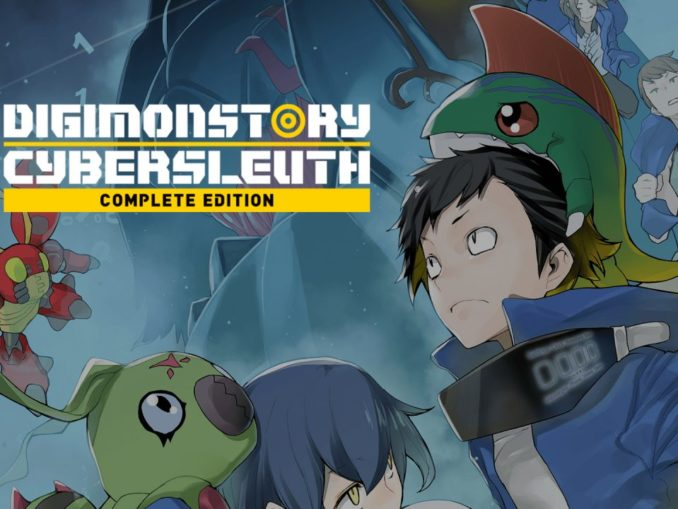 Nieuws - Digimon Story: Cyber Sleuth Complete Edition – Opvoeding en Training trailer