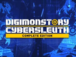 Digimon Story: Cyber Sleuth Complete Edition – Verhaal Overview Trailer