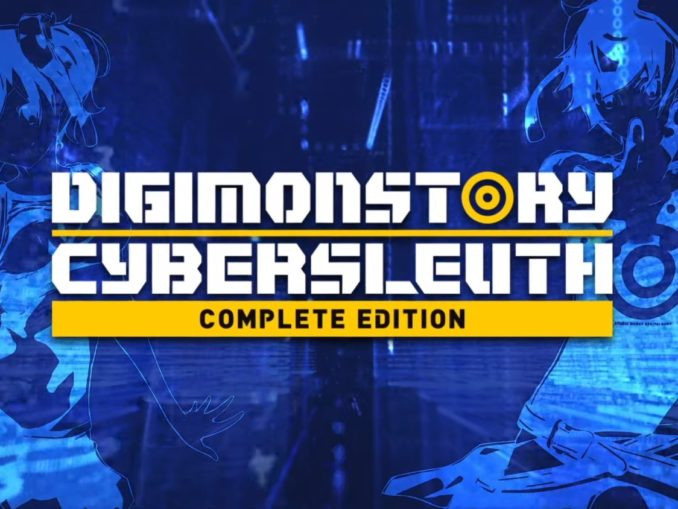 Nieuws - Digimon Story: Cyber Sleuth Complete Edition – Verhaal Overview Trailer