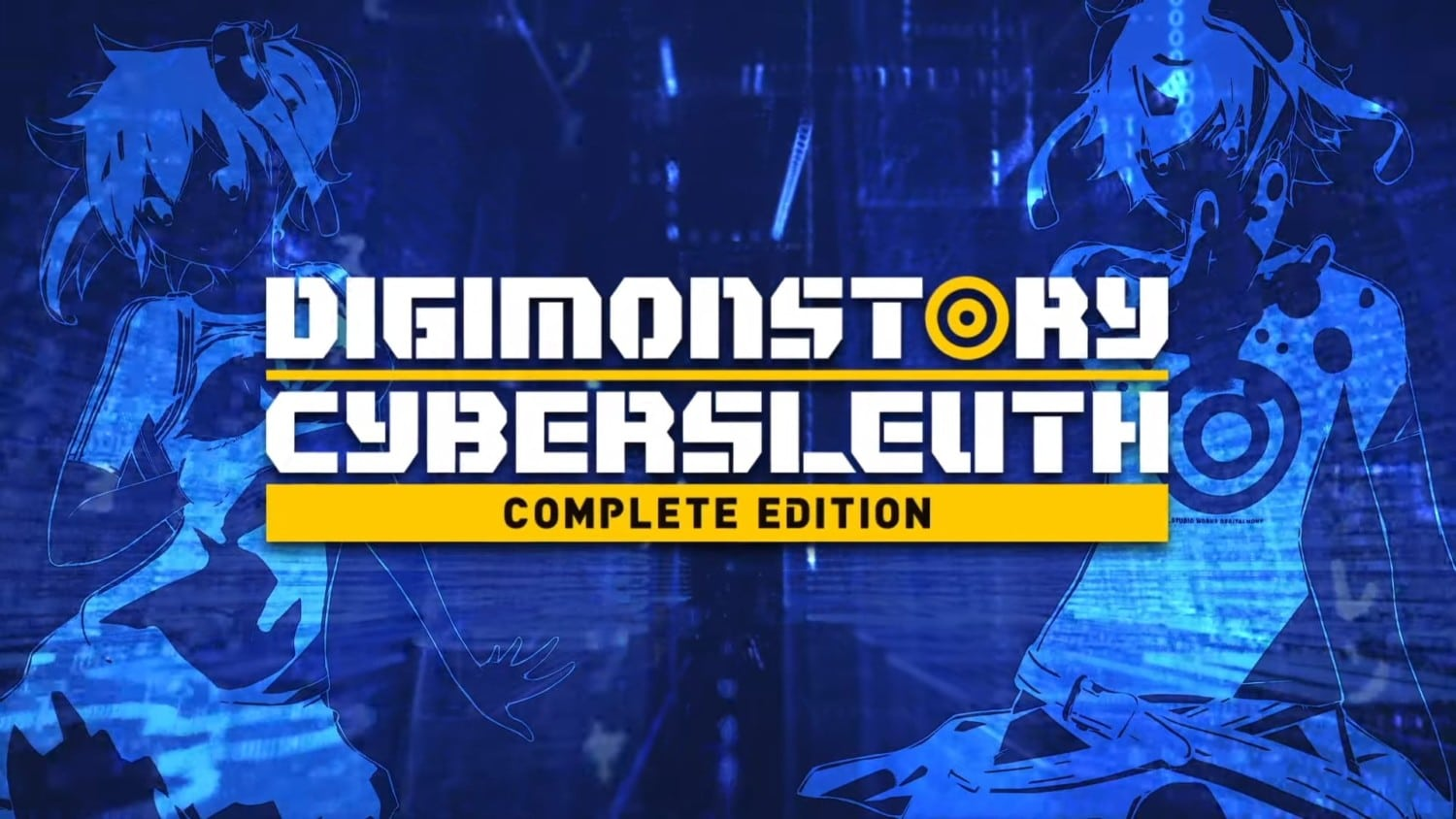 Digimon Story: Cyber Sleuth Complete Edition – Story Overview Trailer
