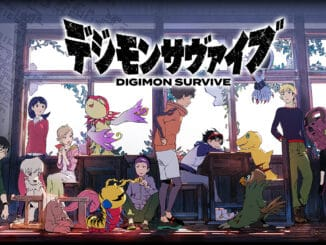 Digimon Survive – Confirmed to be delayed to2021