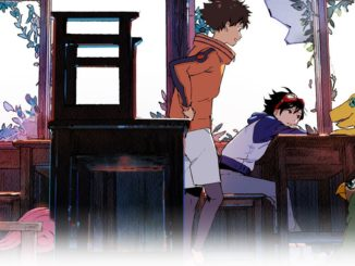 Digimon Survive Ryou Tominaga & Kunemon
