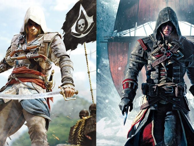 Nieuws - Digital Foundry: Assassin's Creed Rebel Collection analyse