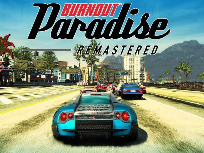 Nieuws - Digital Foundry – Burnout Paradise Remastered