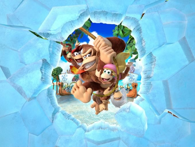 Nieuws - Digital Foundry: Donkey Kong Country Tropical Freeze