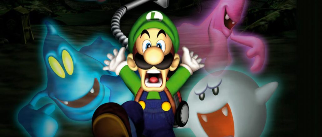 Digital Foundry – Grezzo's Luigi's Mansion is geweldig