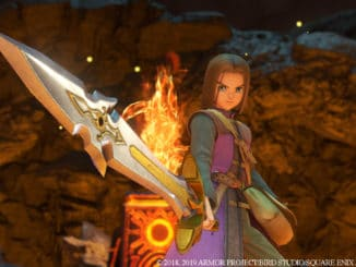 Digital Foundry is onder de indruk van Dragon Quest XI S