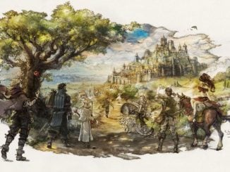 Nieuws - Digital Foundry Octopath Traveler analyse