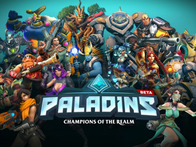 News - Digital Foundry: Paladins beste conversie tot nu toe