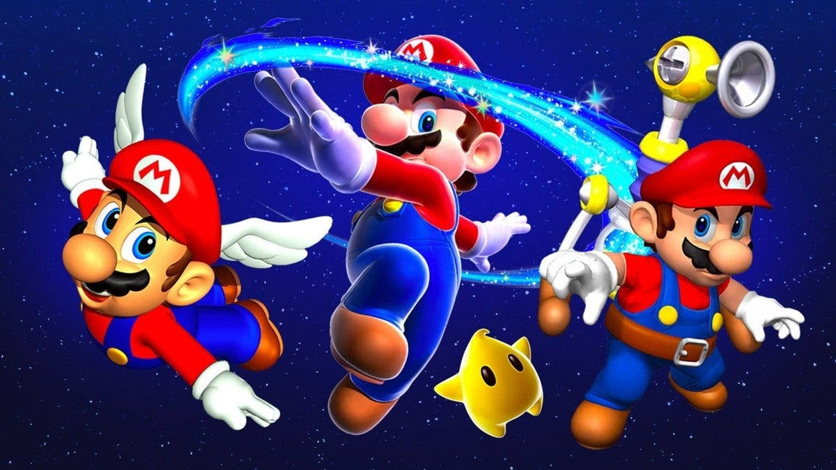 Digital Foundry – Super Mario 3D All-Stars analyse